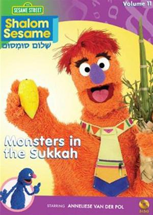 Rent Shalom Sesame: Vol.11: Monsters in the Sukkah Online DVD Rental