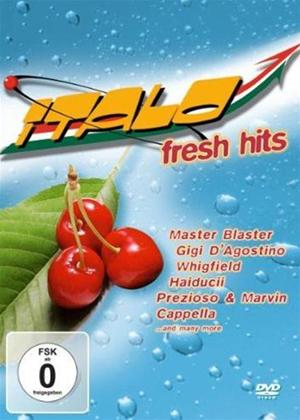 Rent Italo Fresh Hits: Vol.1 Online DVD Rental