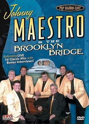 Rent Johnny Maestro and the Brooklyn Bridge Online DVD Rental