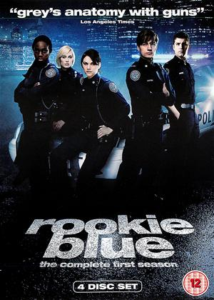 Rent Rookie Blue: Series 1 Online DVD & Blu-ray Rental