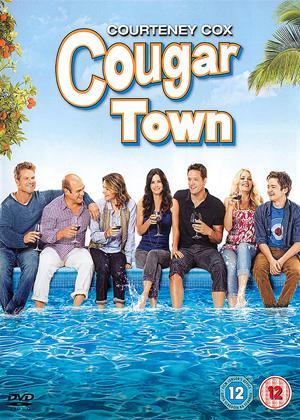 Rent Cougar Town: Series 2 Online DVD Rental