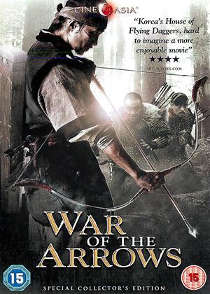Rent War of the Arrows (aka Choi-jong-byeong-gi Hwal) Online DVD Rental