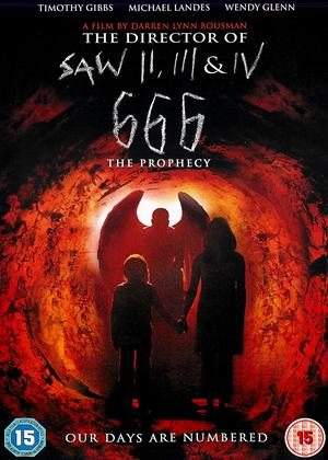 Rent 666: The Prophecy (aka 11-11-11) Online DVD Rental