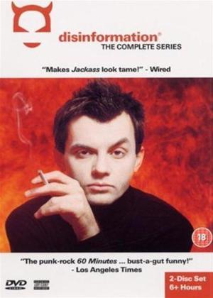 Rent Disinformation: The Complete Series Online DVD Rental