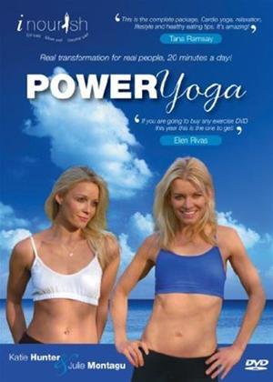 Rent Inourish Power Yoga with Julie Hunter and Katie Montagu Online DVD Rental