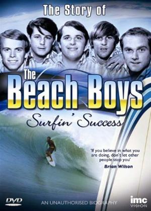 Rent The Beach Boys: Surfin' Success Online DVD Rental