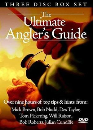 Rent The Ultimate Angler's Guide Online DVD Rental