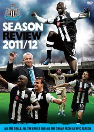 Rent Newcastle United: End of Season Review 2011/2012 Online DVD Rental