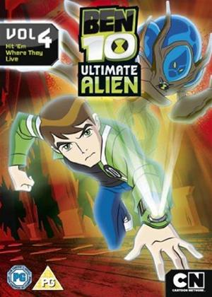 Rent Ben 10: Ultimate Alien: Vol.4 Online DVD Rental