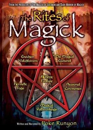 Rent The Rites of Magick Online DVD Rental