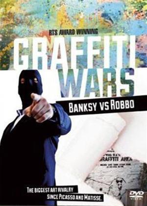 Rent Graffiti Wars: Banksy Vs Robbo Online DVD Rental