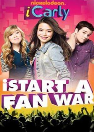 Rent ICarly: IStart a Fan War Online DVD Rental