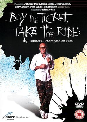 Rent Buy the Ticket, Take the Ride: Hunter S Thompson on Film Online DVD Rental