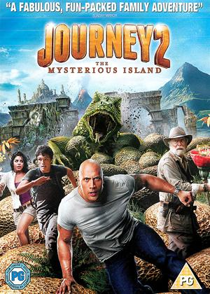 Rent Journey 2: The Mysterious Island Online DVD Rental