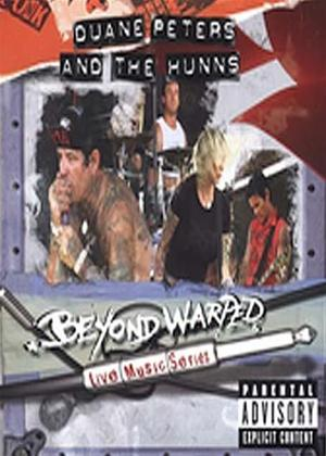 Rent Duane Peters and the Humans: Beyond Warped: Live Music Series Online DVD Rental