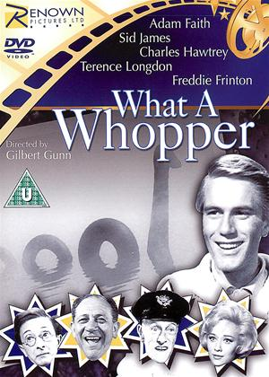 Rent What a Whopper Online DVD Rental