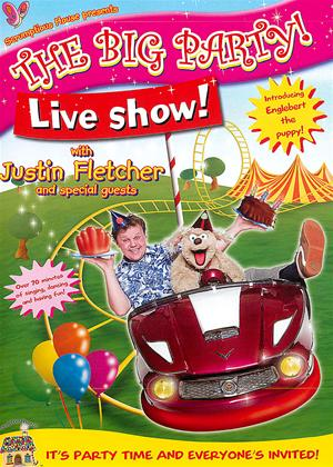 Rent The Big Party! Live Show! with Justin Fletcher Online DVD Rental