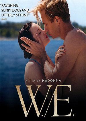 Rent W.E. Online DVD Rental