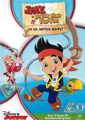 Rent Jake and the Never Land Pirates: Yo Ho, Mateys Away! Online DVD Rental