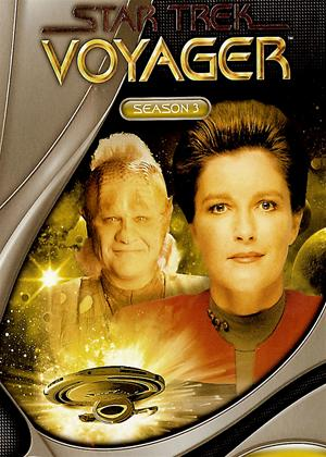 Rent Star Trek: Voyager: Series 3 Online DVD Rental
