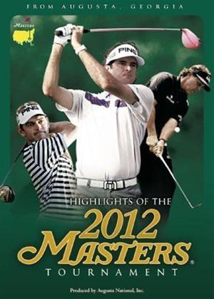 Rent Augusta Masters: 2012 Online DVD Rental
