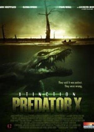 Rent Predator X Online DVD Rental