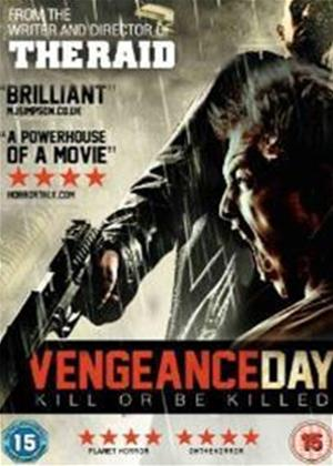 Rent Vengeance Day Online DVD Rental