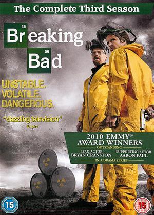 Rent Breaking Bad: Series 3 Online DVD Rental