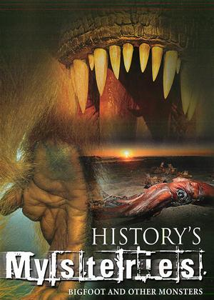 Rent History's Mysteries: Bigfoot and Other Monsters Online DVD Rental
