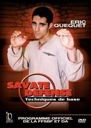 Rent Savate: Defence: Basic Techniques Online DVD Rental
