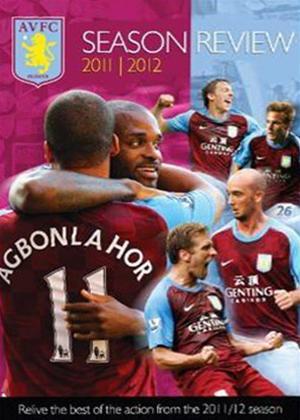 Rent Aston Villa: End of Season Review 2011/2012 Online DVD Rental