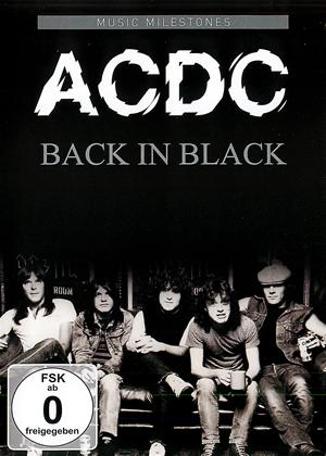 Rent AC/DC: Back in Black Online DVD Rental