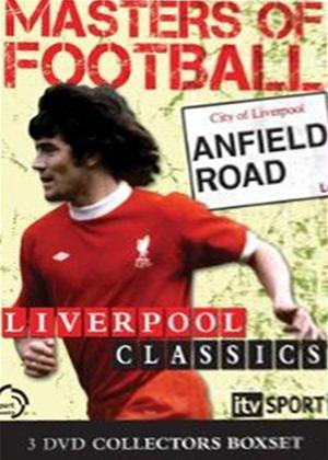 Rent Liverpool FC: Masters of Football: Liverpool Classics Online DVD Rental
