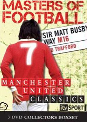 Rent Manchester United: Masters of Football Online DVD Rental