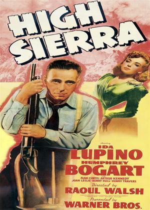 High Sierra Online DVD Rental