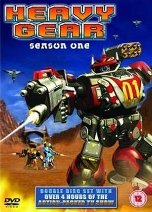 Rent Heavy Gear: Series 1 Online DVD Rental