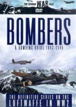Rent The German War Files: Bombers and Bombing Raids 1942-1945 Online DVD Rental