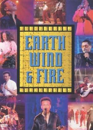 Rent Earth Wind and Fire: Live Online DVD Rental