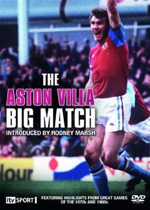 Rent Aston Villa: Big Match Online DVD Rental