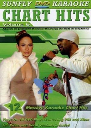 Rent Sunfly Karaoke: Chart Hits: Vol.6 Online DVD Rental