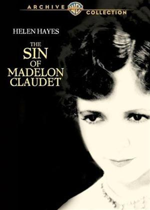Rent The Sin of Madelon Claudet Online DVD Rental