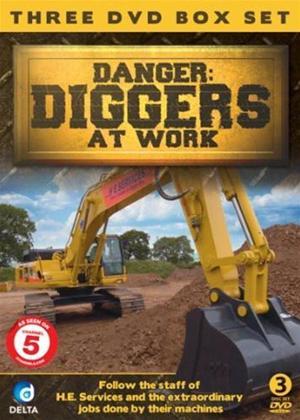 Rent Danger: Diggers at Work Online DVD Rental