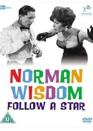 Rent Norman Wisdom: Follow a Star Online DVD Rental