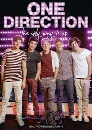 Rent One Direction: The Only Way Is Up Online DVD Rental
