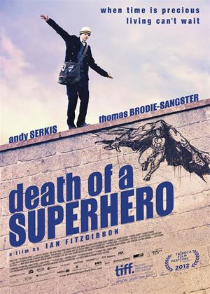 Rent Death of a Superhero Online DVD & Blu-ray Rental