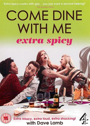 Rent Come Dine with Me: Extra Spicy Online DVD Rental