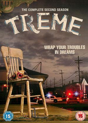 Rent Treme: Series 2 Online DVD Rental