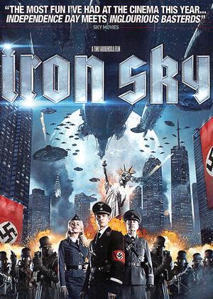 Rent Iron Sky (aka Rautataivas) Online DVD Rental