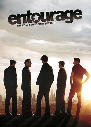 Rent Entourage: Series 8 Online DVD Rental