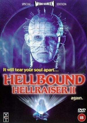 Rent Hellraiser 2: Hellbound Online DVD Rental